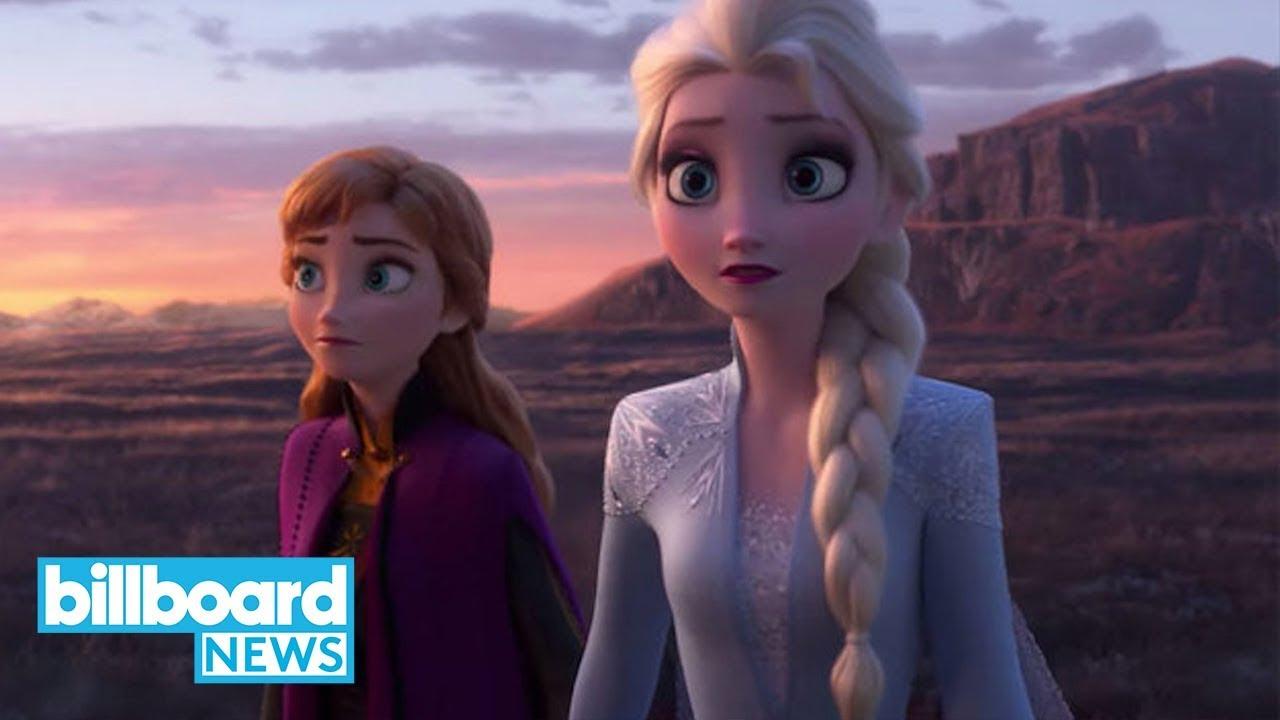 Anna & Elsa Head on Another Adventure In New 'Frozen 2' Trailer | Billboard News