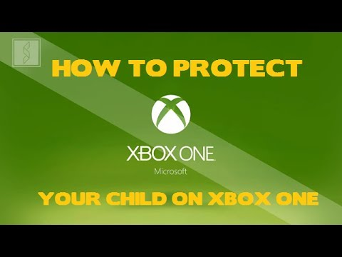 how to add a child to xbox one