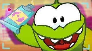 Om Nom Stories - FUNNY PRANKS! | Cut The Rope | Funny Cartoons For Kids | Kids Videos