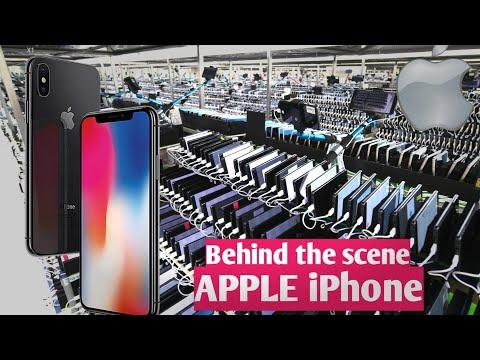 iPhone -Factory tour 2019