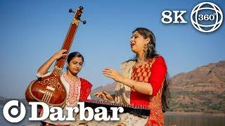 Meditative Raag Bhairavi | Kaushiki Chakraborty | Dawn | Darbar VR360