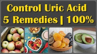 5 Remedies To Control High Uric Acid Levels and What Will Happen If You Have High Uric Acid