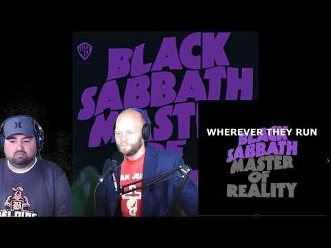Pastor Reacts-Black Sabbath After Forever