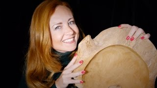 ASMR Wooden Bowl Sounds Nature's Sleep Music