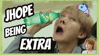 BTS JHOPE BEING EXTRA