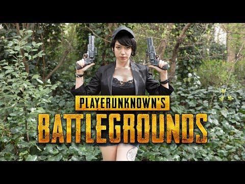 Playerunknown's Battlegrounds ilk deneyim!