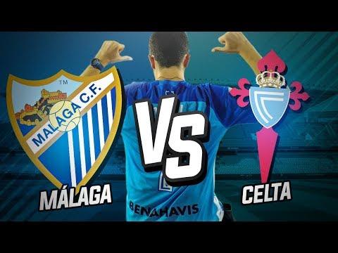 Málaga CF vs RC Celta (2-1) | Jornada 10 Liga Santander 2017/18 | Post-Partido
