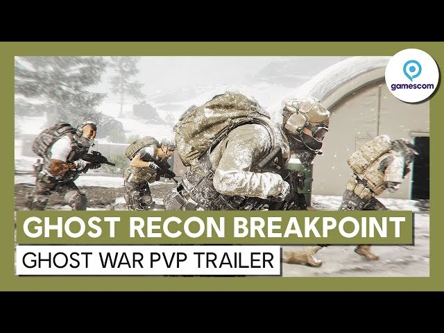 Ghost Recon Breakpoint: Ghost War PvP Trailer