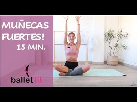 👉🏻 Fortalece Tus Muñecas Con Este Ejercicio De Ballet Fit. Evita Lesiones Y Dolores