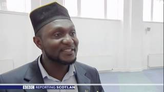 BBC Reporting Scotland - Response to ISIS Video by Ahmadiyya Muslim Youth