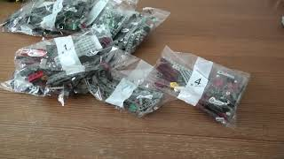 Unboxing Lego Star Wars Slave 1 20TH Anniversary Edition 75243