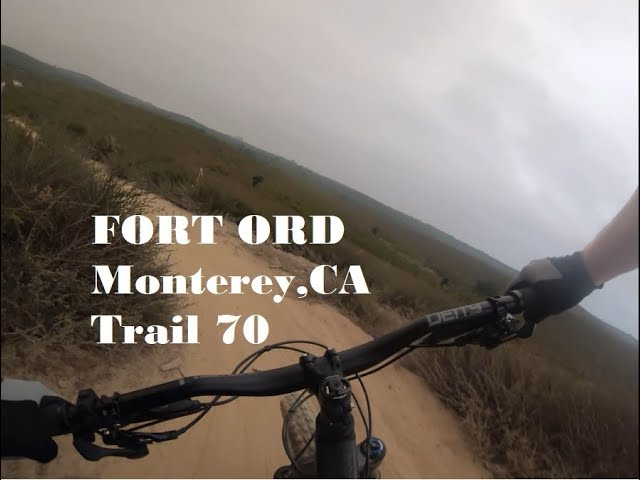 The Best Mountainbiking Trails in Fort Ord #70