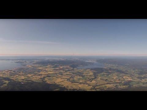 Flat Earth? A Practical Observation thumbnail