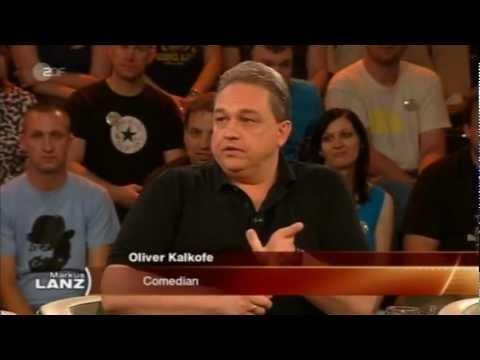 Bud Spencer & Oliver Kalkofe  bei Markus Lanz - 18. Juli 2012