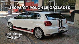 VW Polo 1.4 Tsi 150ps ACT Blue GT İle Gazladık | Süpriz Konuk İçerir