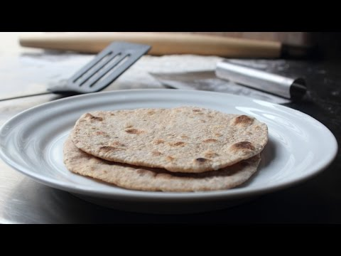 Homemade Flatbread in Minutes - How to Make the World's Oldest Bread