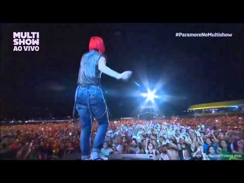 [HD]Paramore: Ain't It Fun [Circuito BB - SP] 2014
