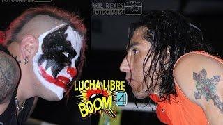 Lucha Libre BOOM - Nicho El Millonario vs Pagano