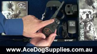 Remote Trainer Review - Sportdog Sd-1825