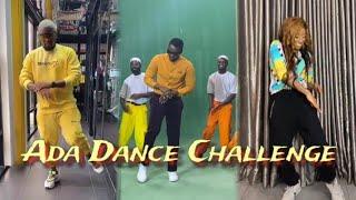 Kizz Daniel Ada challenge Dance Compilation (Adakol dance challenge)