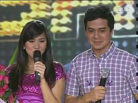 John Lloyd Cruz & Sarah Geronimo - A Very Special Love (ASAP Live)