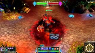 Full - Infernal Nasus League of Legends Skin Spotlight thumbnail