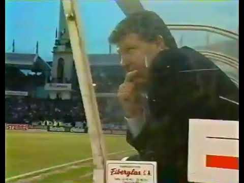 La Corogne-PSG 1995 1996 - 1/2 C2 - Aller