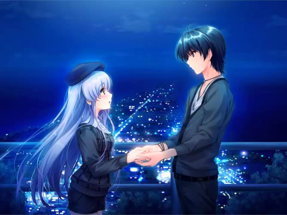 Boy And Girl Kiss Wallpaper Hd Nightcore They Don T Know About Us Youtube