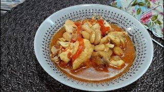Как Вкусно Приготовить Курицу? Курица с Фасолью / Вкусные Рецепты из Курицы