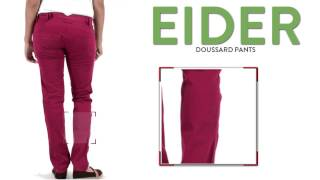 Eider Doussard Pants - Pleated (For Women)