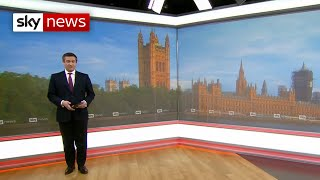 Sky News Breakfast: Trump hints at 2024, Harry & Meghan chat to Oprah & Brazil variant