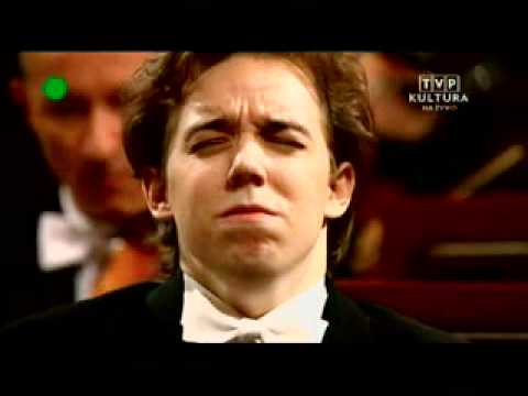 Ingolf Wunder  - XVI International Chopin Piano Competition Finals part 1