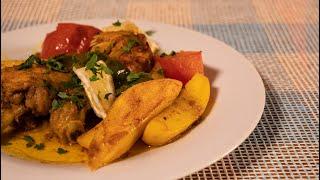 تحميل فيديو مصلي دجاج تونسي في الفرن - المطبخ التونسي مع تحريشة