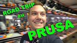 Zu Besuch bei Prusa