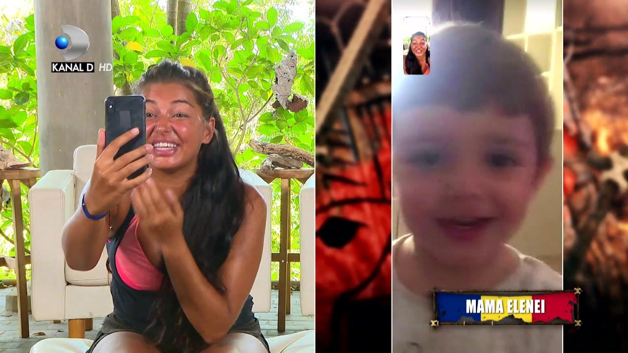 Faimosii, explozie de fericire! Pentru prima data au comunicat prin apel video cu FAMILIA!