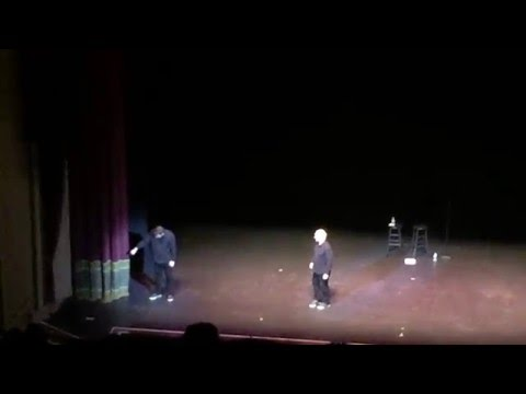 Two Man Group - Colin Mochrie & Brad Sherwood in Worcester, MA