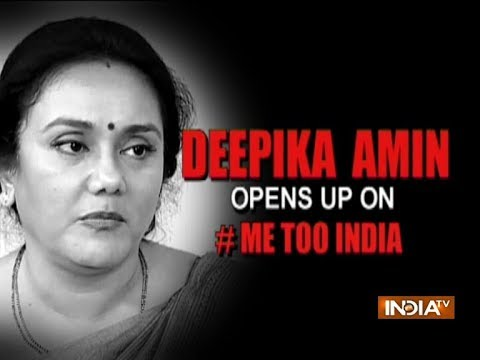 TV actress Deepika Amin accuses Alok Nath of sexual misconduct