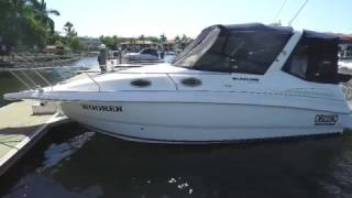 Mustang 2800 Series III for sale Action Boating, boat sales, Gold Coast, Queensland, Australia