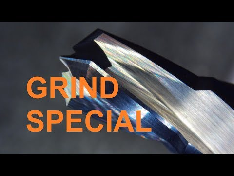 Grinding Special Endmill