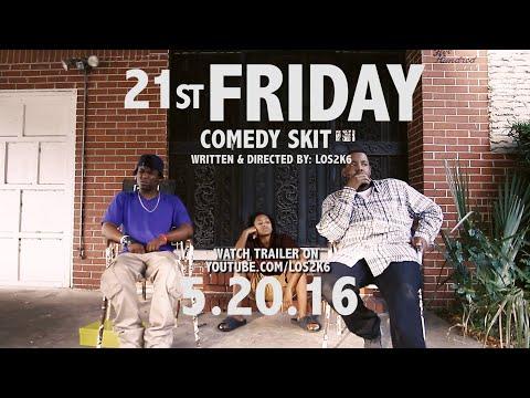 """""""21st Friday"""" [ Ice Cube - Friday Parody Film 4K ] Los2k Films"""