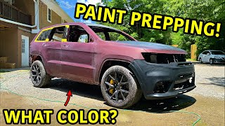 Rebuilding A Wrecked 2018 Jeep Trackhawk Part 16