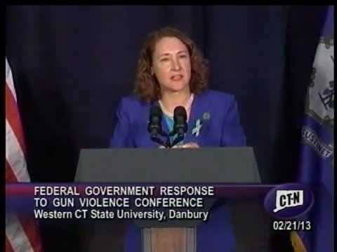 Federal Response to Gun Violence Conference - 2-21-2013