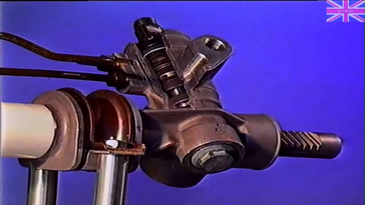 skoda - service 7 - power steering (1996)