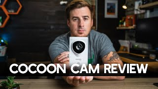 Cocoon Cam Plus Review [+Compare to Miku & Nanit]