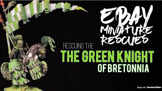 Rescuing The Green Knİght of Bretonnia