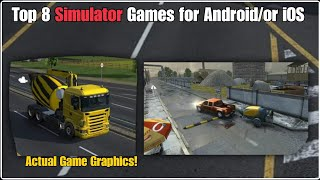 Top 8 Upcoming Simulator Games (android & Ios) For 2019