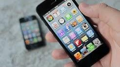 iPhone 5 Review (ausführlich) deutsch german 32GB schwarz von Apple - felixba94