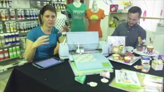 Cricut Demonstration - Papercraft Live | Hobbycraft