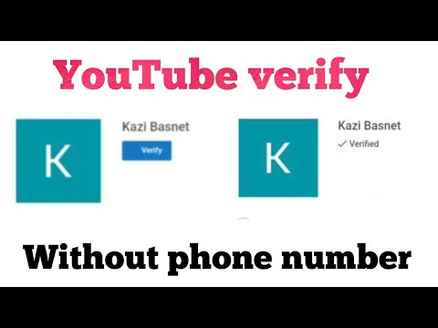 How to create youtube channel without gmail