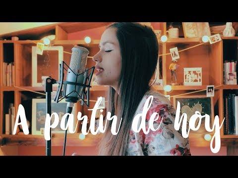 A partir de hoy - David Bisbal ft. Sebastián Yatra   Laura Naranjo cover